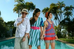 Trio faz show no Rio com convidados especiais
